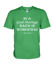 Good Marriage V-Neck T-Shirt thumbnail