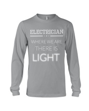 Electrician - Where We Are There Is Light Long Sleeve Tee thumbnail