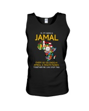 Jamal Every 60 Seconds In Africa Tee Unisex Tank thumbnail