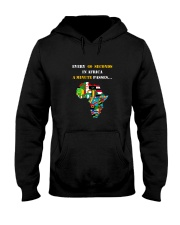 Big Man Tyrone's EVERY 60 SECONDS IN AFRICA Tee Hooded Sweatshirt thumbnail