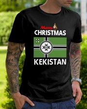 Kekistan Christmas Tees - MULTI-COLORS Classic T-Shirt lifestyle-mens-crewneck-front-7
