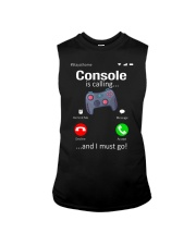 Console is Calling I must go Sleeveless Tee thumbnail