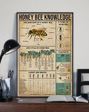 Honey Bee Knowledge 11x17 Poster lifestyle-poster-2