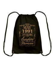 MAY 1991 LIMITED Drawstring Bag thumbnail