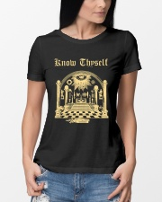 Know thyseft Ladies T-Shirt lifestyle-women-crewneck-front-10