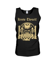 Know thyseft Unisex Tank thumbnail