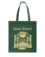 Know thyseft Tote Bag thumbnail