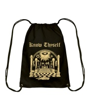 Know thyseft Drawstring Bag thumbnail