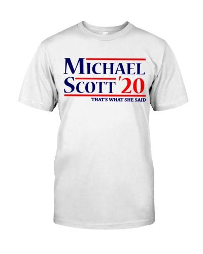 MICHAEL SCOTT 20