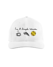 I'M A SINGLE WOMAN BASEBALL SHIRT Classic Hat thumbnail