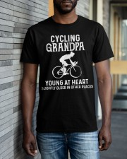 Cycling 1 DAY LEFT - GET YOURS NOW Classic T-Shirt apparel-classic-tshirt-lifestyle-front-40