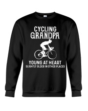 Cycling 1 DAY LEFT - GET YOURS NOW Crewneck Sweatshirt thumbnail