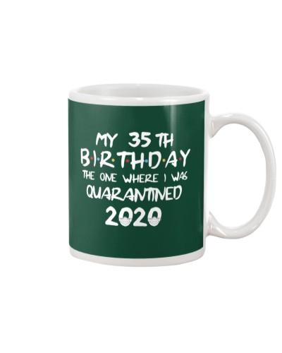 MY 35TH BIRTHDAY