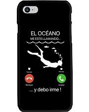 EL Océano me está llamando camisa Phone Case i-phone-8-case