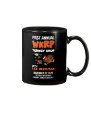 First Annual WKRP Turkey Drop Tshirt Mug thumbnail