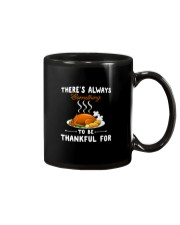 Grateful Thanksgiving Quote Mug thumbnail