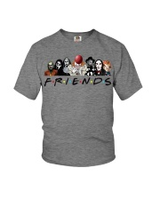 halloween shirt - halloween decorations indoor Youth T-Shirt thumbnail