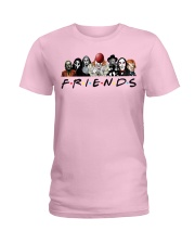 halloween shirt - halloween decorations indoor Ladies T-Shirt thumbnail