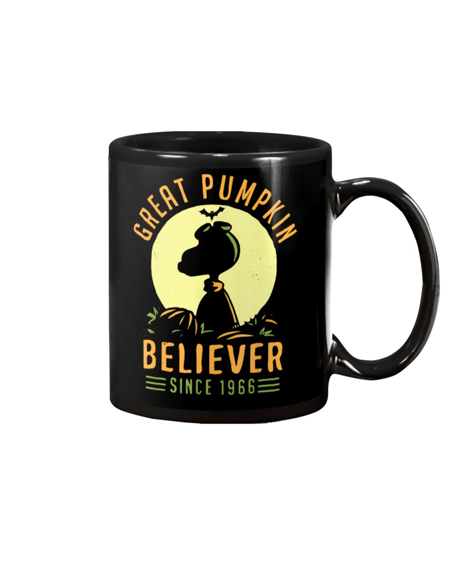 Great 1966 Pumpkin Halloween believer Mug