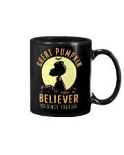 Great 1966 Pumpkin Halloween believer Mug front