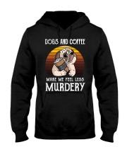 YOU INSPIRE MY INNER SERIAL KILLER UNICORN Hooded Sweatshirt thumbnail