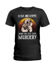 YOU INSPIRE MY INNER SERIAL KILLER UNICORN Ladies T-Shirt thumbnail