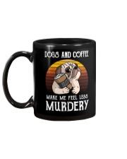 YOU INSPIRE MY INNER SERIAL KILLER UNICORN Mug back