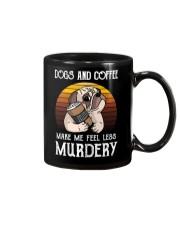 YOU INSPIRE MY INNER SERIAL KILLER UNICORN Mug front