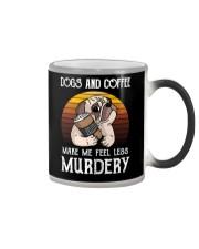 YOU INSPIRE MY INNER SERIAL KILLER UNICORN Color Changing Mug thumbnail