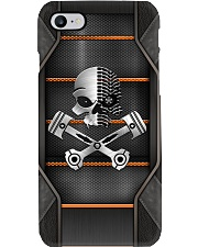 MECHANIC SKULL PHONECASE Phone Case i-phone-7-case