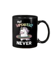 Unicorn Sarcastic Cute Gift Mug thumbnail