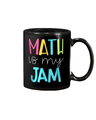 Math Teacher  Math is My Jam