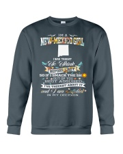 new-mexico girl confident 0005 Crewneck Sweatshirt thumbnail