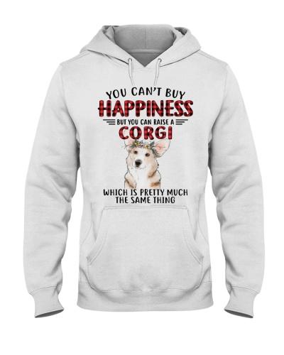 Corgi but you can raise a corgi