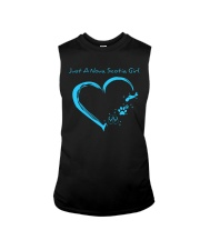 Nova Scotia Blue Heart PT  Sleeveless Tee thumbnail