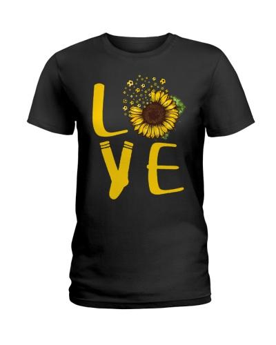 Soccer love sunflower 0005