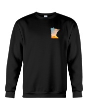 Minnesota USA Flag beer PT Crewneck Sweatshirt thumbnail