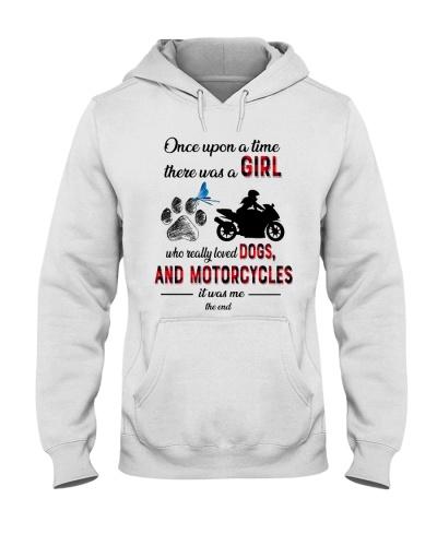 Motor Girl Upon Time