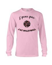 j'ai volleyball Long Sleeve Tee thumbnail