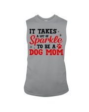 Dog - It takes a lot Sleeveless Tee thumbnail
