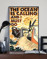 The Ocean Is Calling And I Must Go 0012 11x17 Poster lifestyle-poster-2