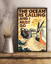 The Ocean Is Calling And I Must Go 0012 11x17 Poster lifestyle-poster-3