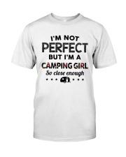 camping girl perfect Classic T-Shirt thumbnail