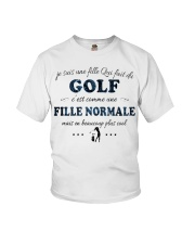 Fille Normale - Golf Youth T-Shirt thumbnail