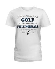 Fille Normale - Golf Ladies T-Shirt thumbnail