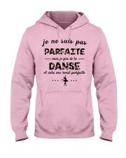 Ballet - Et Cela Me Rend Parfaite Hooded Sweatshirt front