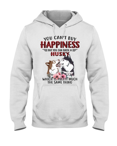 Husky but you can raise a husky