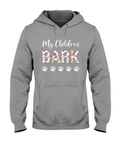 Dog - My children bark
