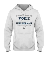 Fille Normale - Voile Hooded Sweatshirt front