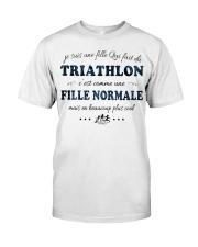 Fille Normale - Trithlon Classic T-Shirt thumbnail